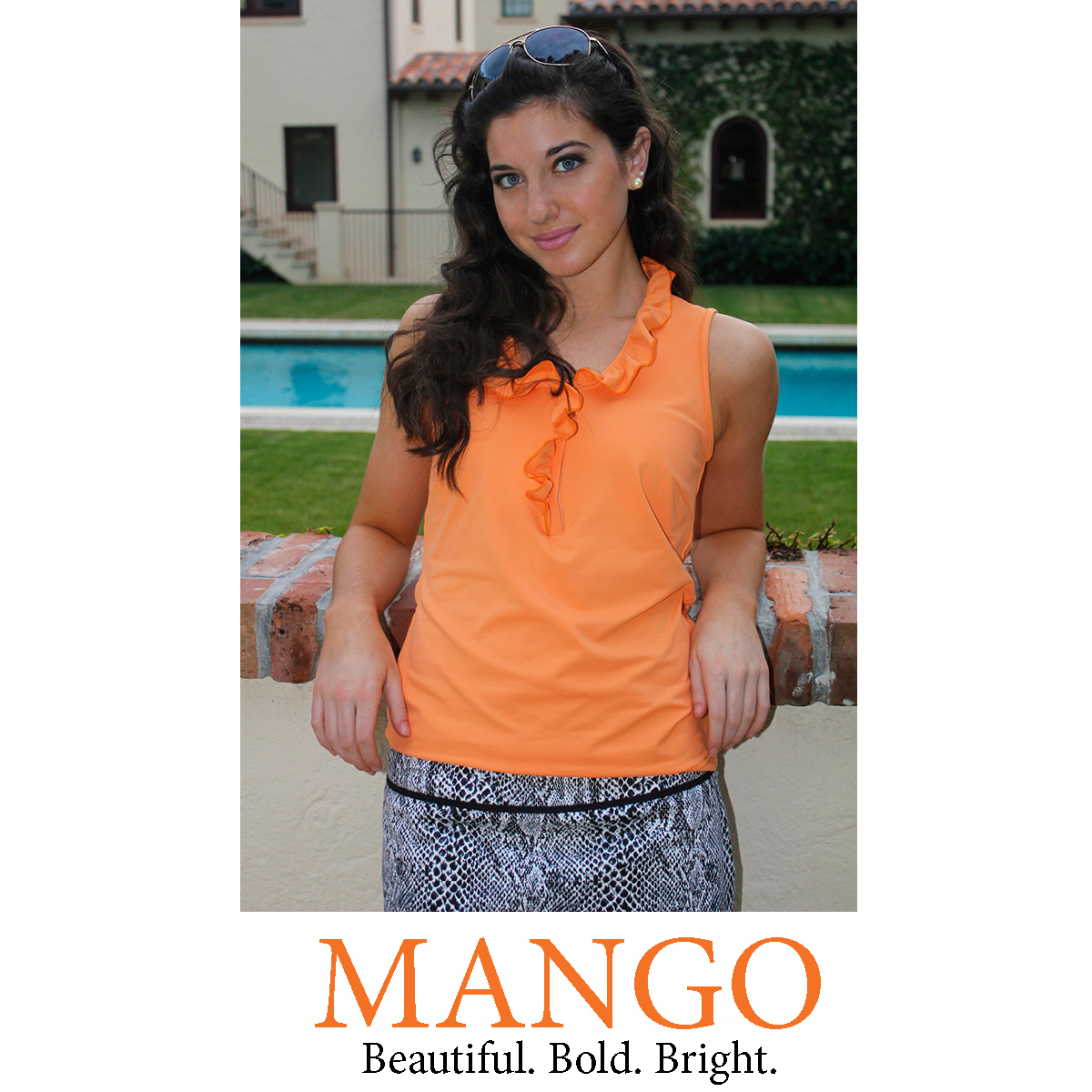 Mango Golf Shirts