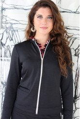 Women's Black Golf Jackets