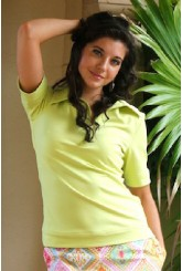Green Golf Shirts