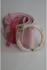 Women's Ivory Slider Belts