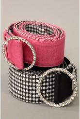 Women's Skort Belts