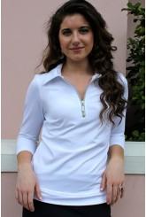 White Golf Skortswear