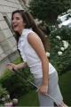 White Skortswear